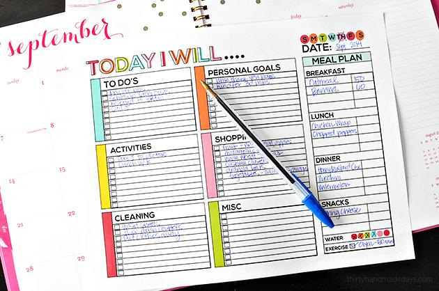 dailychecklist30daysblog