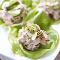 Lemon-Dill Tuna Salad