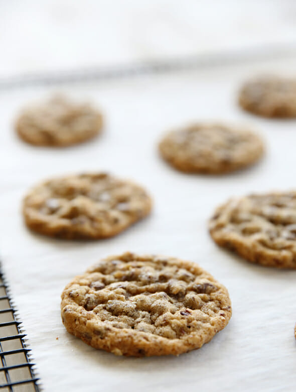 Copycat DoubleTree Hotel Choclate Chip Cookies