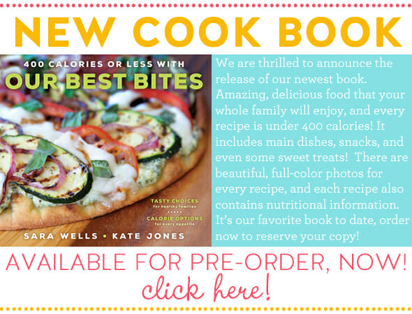 Our Best Bites Cookbook