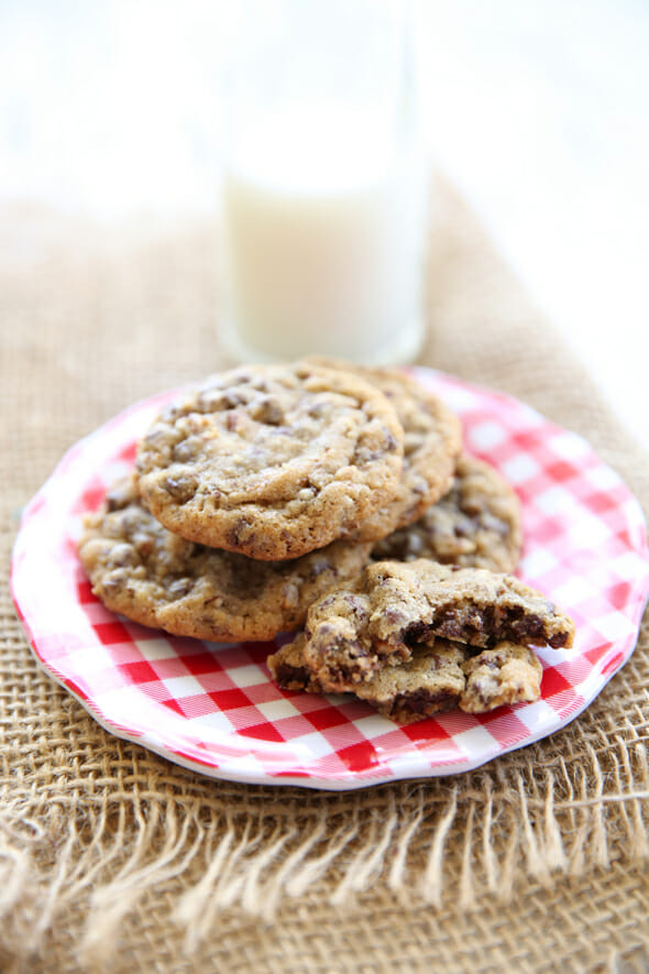 Our Best Bites Doubletree Chocolate Chip Cookies