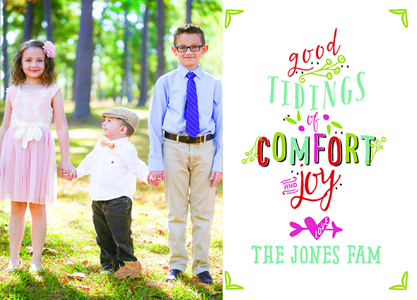 jones christmas card front copy