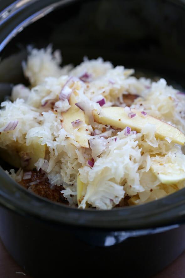 sauerkraut pork-4