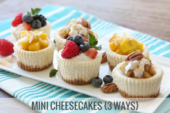 Mini Cheesecakes_hrz