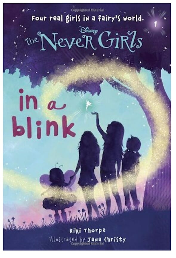 5 book series for elementary age girls our best bites the never girls sciox Choice Image