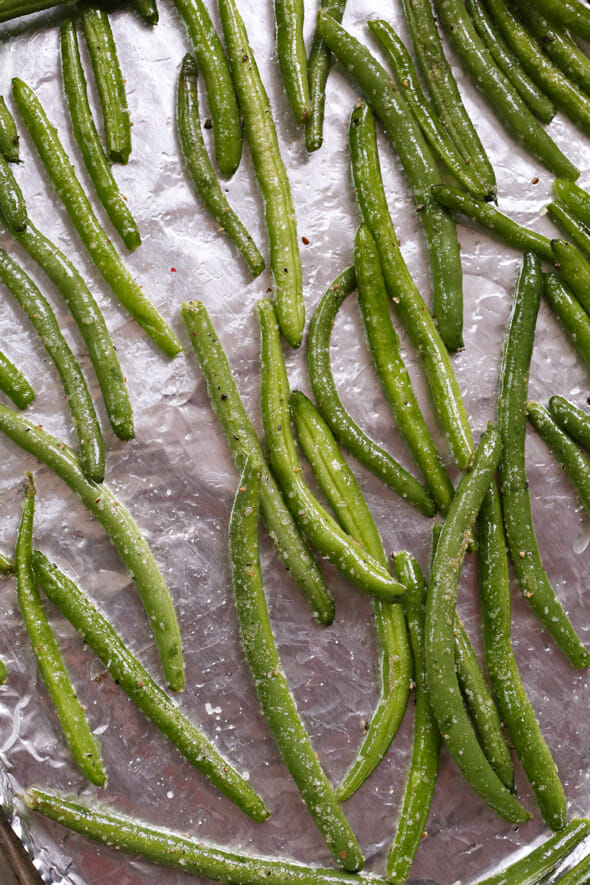 roasted green beans-3