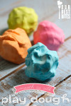 2-Ingredient Silky-Smooth Play Dough