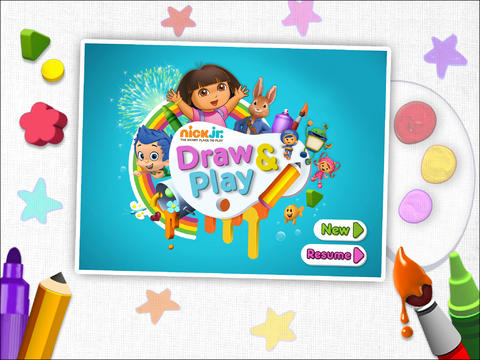 draw and play
