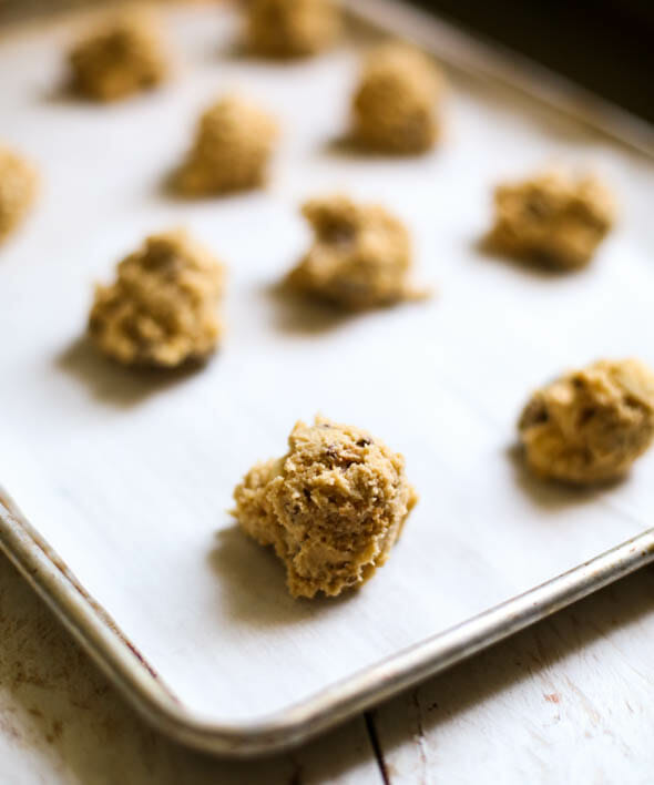 peanut butter smores cookies-6