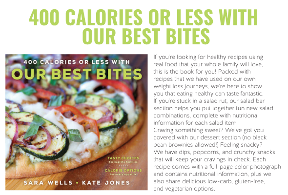 Our Best Bites 400 Calories or Less