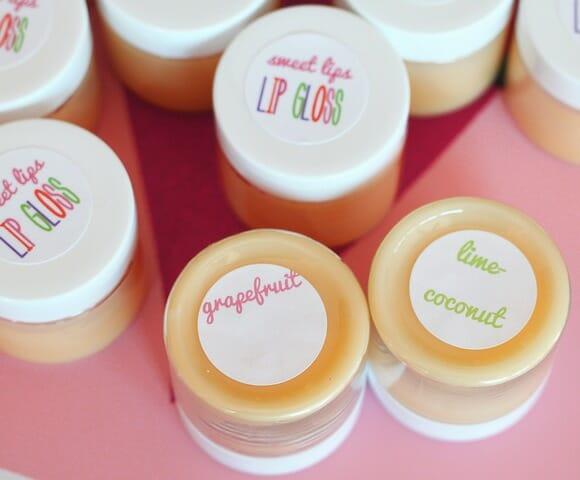 how to make homemade lip gloss for kids