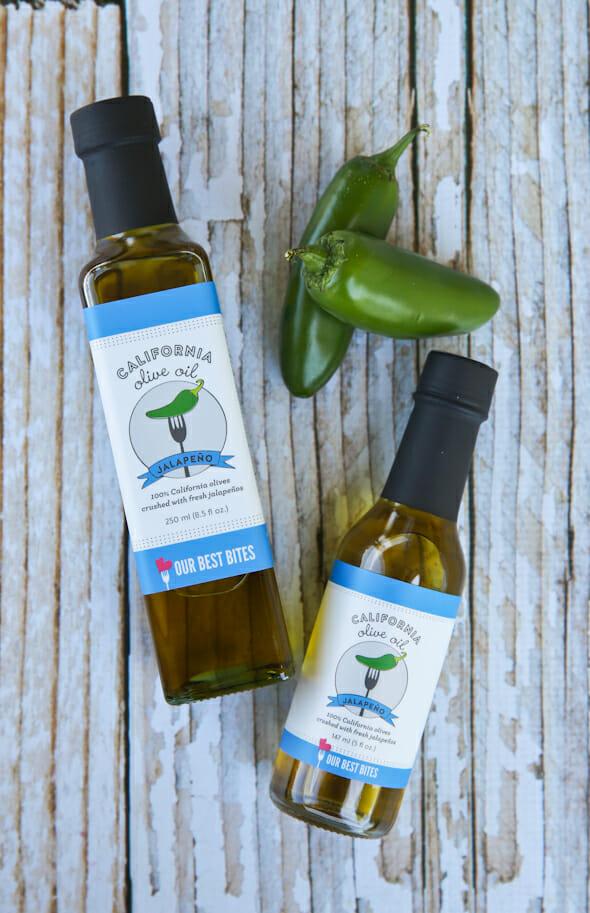 Jalapeno Extra Virgin Olive Oil