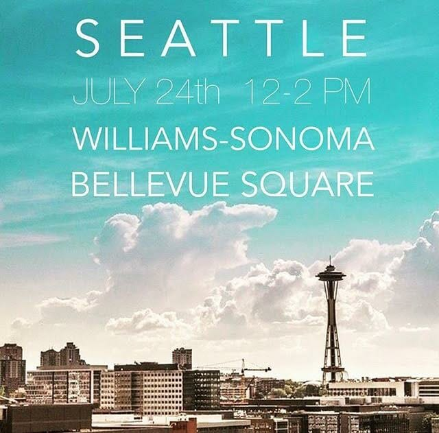 Seattle Book Signing Event!