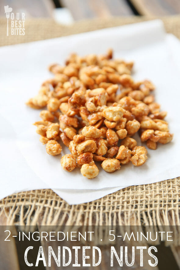 How to easily make candied nuts