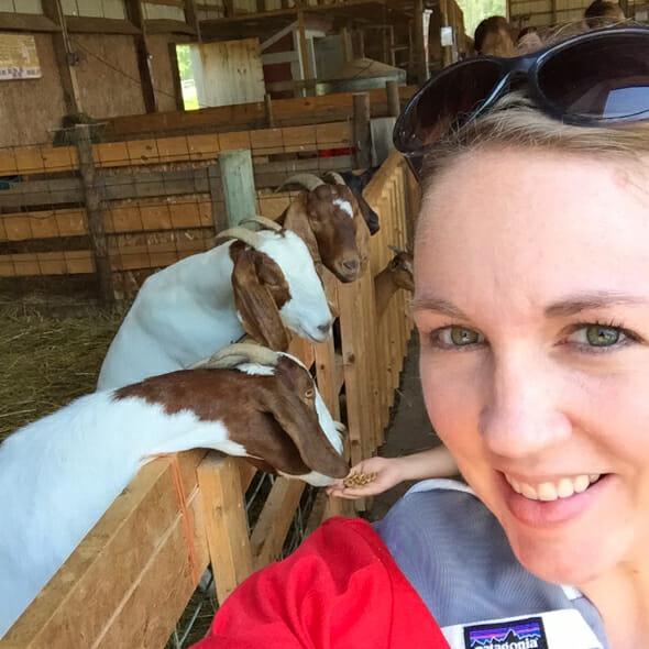 Stonyfield Tour de Farm