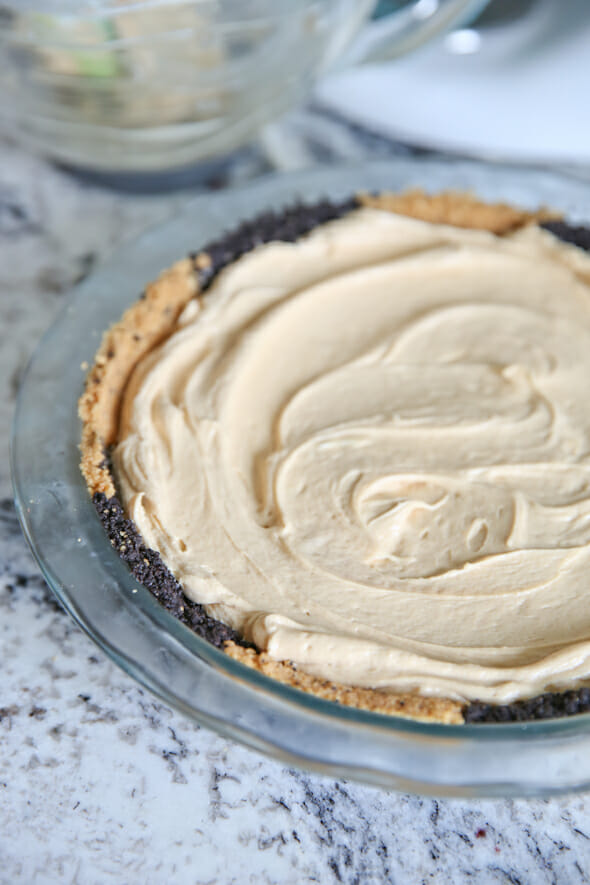 Filled PB Pie