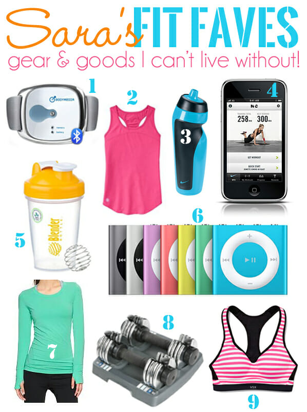 Health and Fitness Favorites!