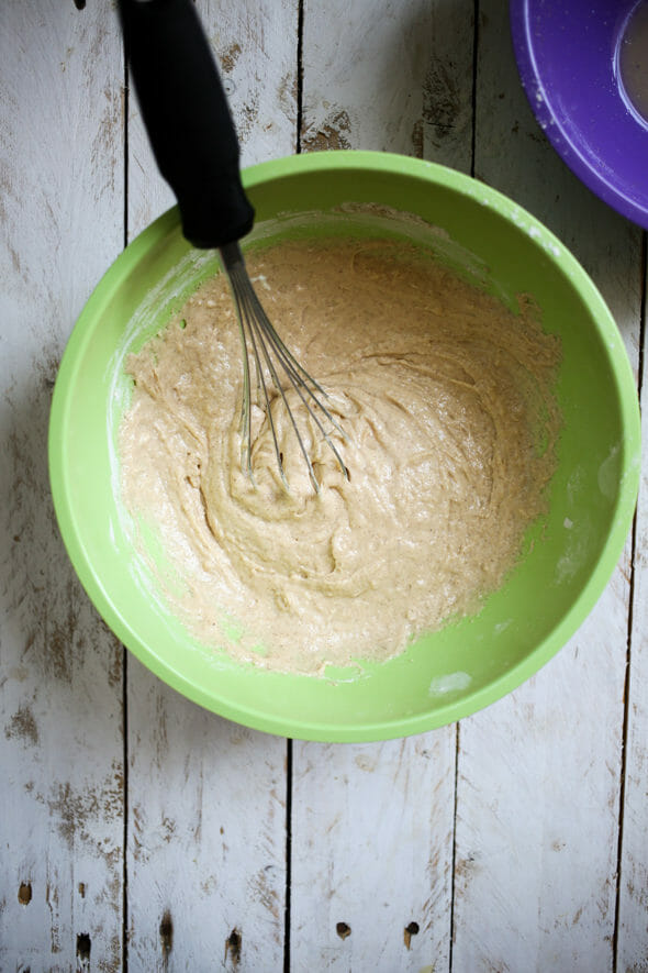 apple fritters batter