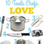 What a great list! Love these must-have kitchen items!