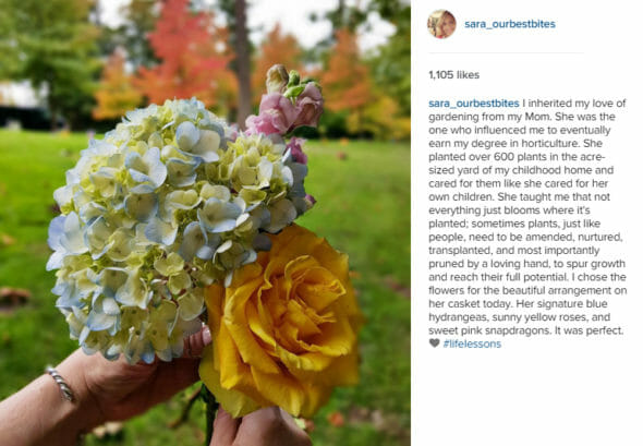 Sara Wells Instagram