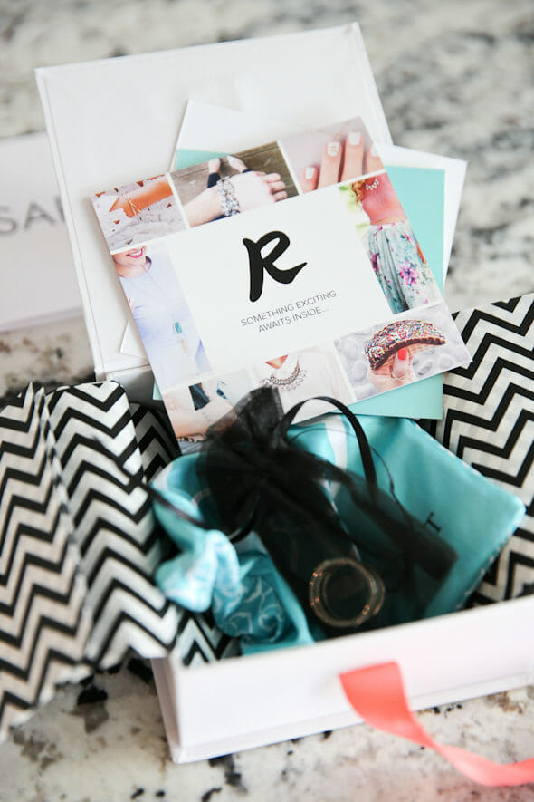 Rocksbox Monthly Jewelry Subscripton