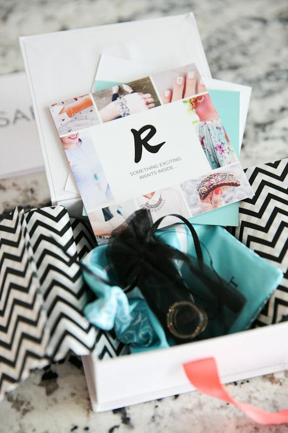 Rocksbox Monthly Jewelry Subscripton