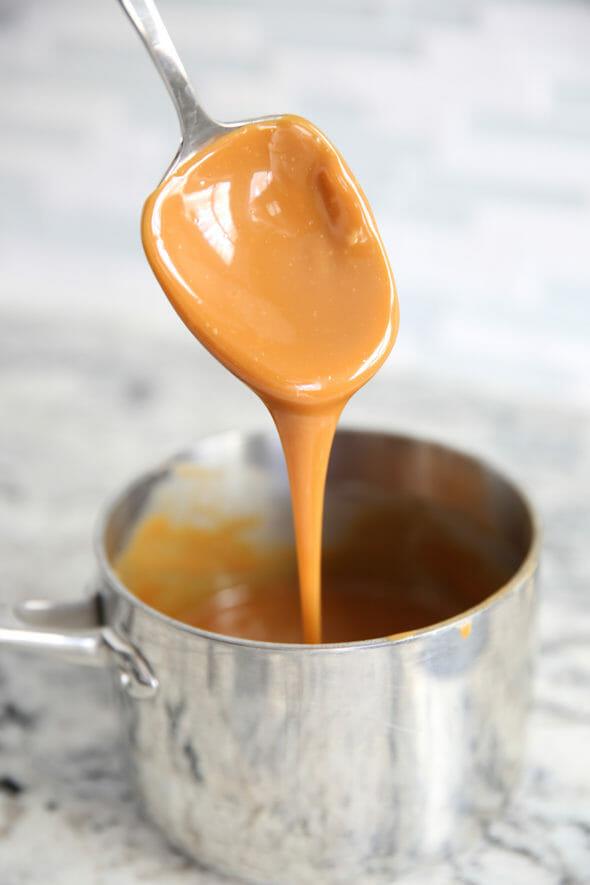 Melted Caramel