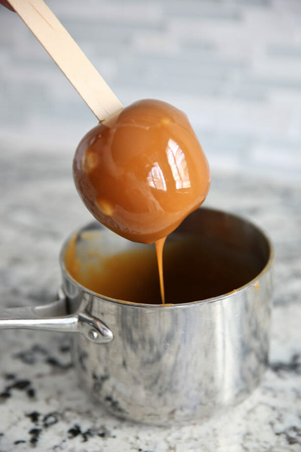 Dipping Caramel