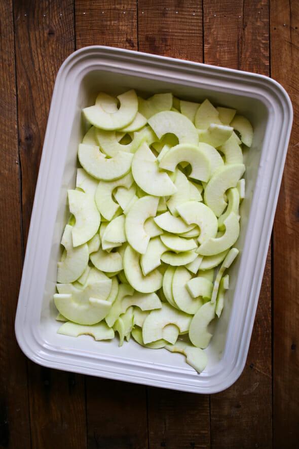 classic apple crisp-3