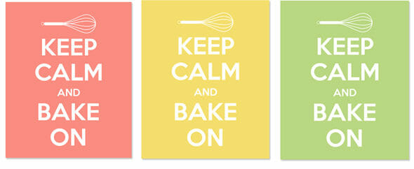Bake On Prints