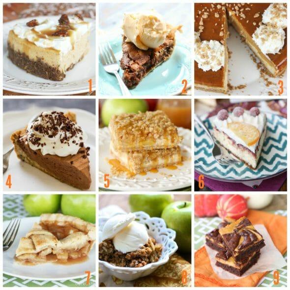 The Best Thanksgiving Desserts