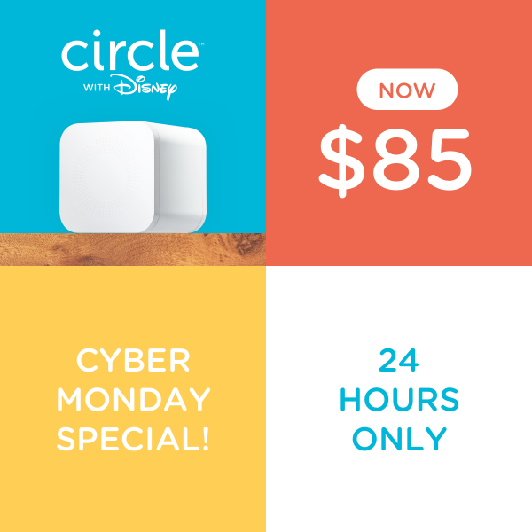 The Christmas Gift Every Family Needs -- Circle with Disney