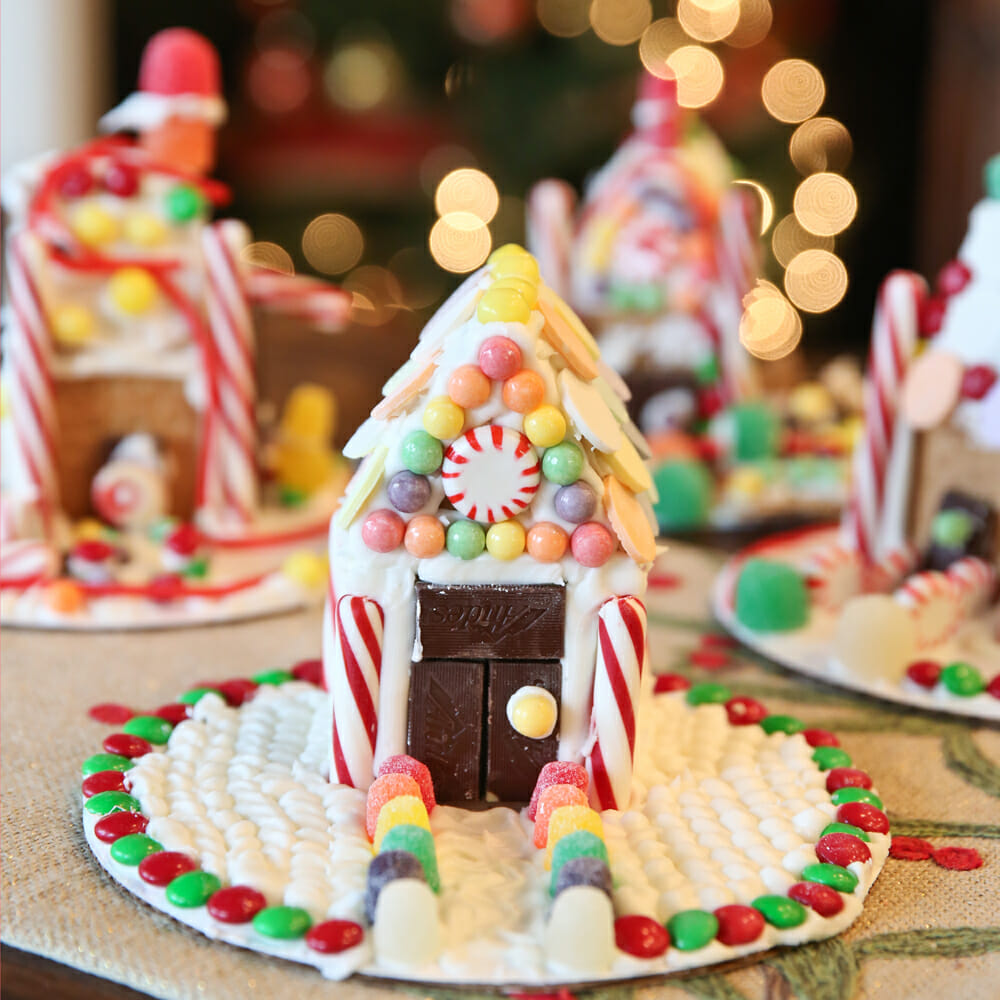 Graham Cracker House
