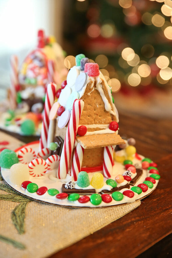 Gingerbread Porch