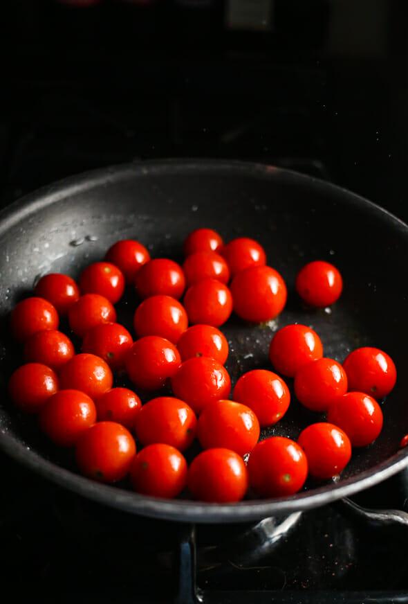 caramelized onion strata_cherry tomatoes