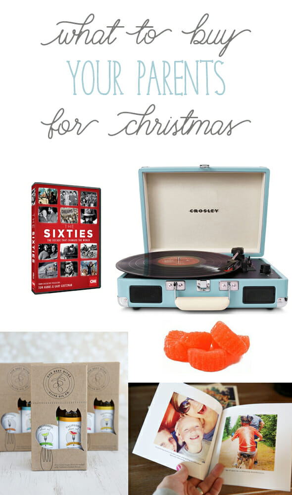 ... parents gift guide