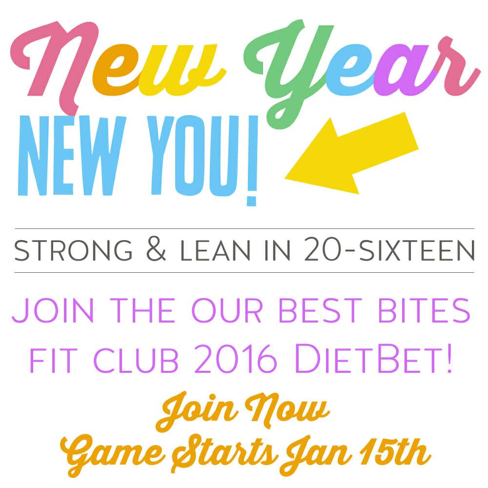 2016 DietBet Challege