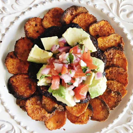 Sweet Potato Lunch