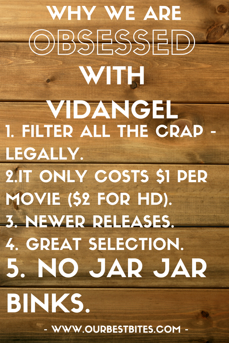 Why We Are Obsessed with VidAngel