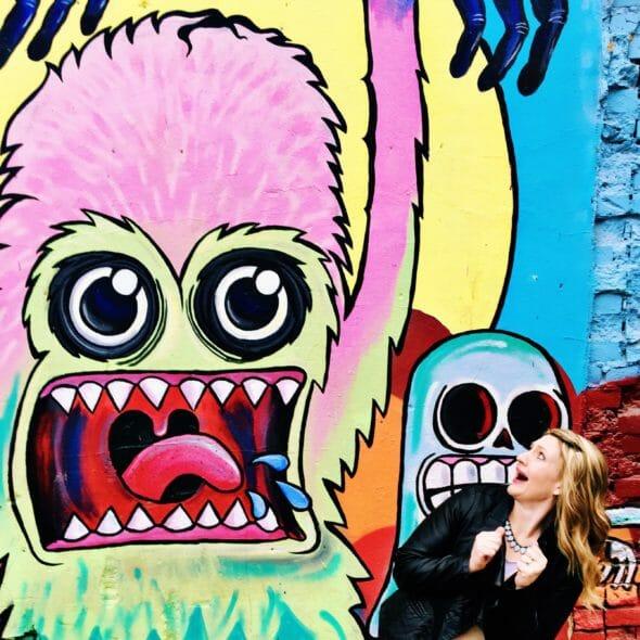 Freak Alley in Boise Idaho