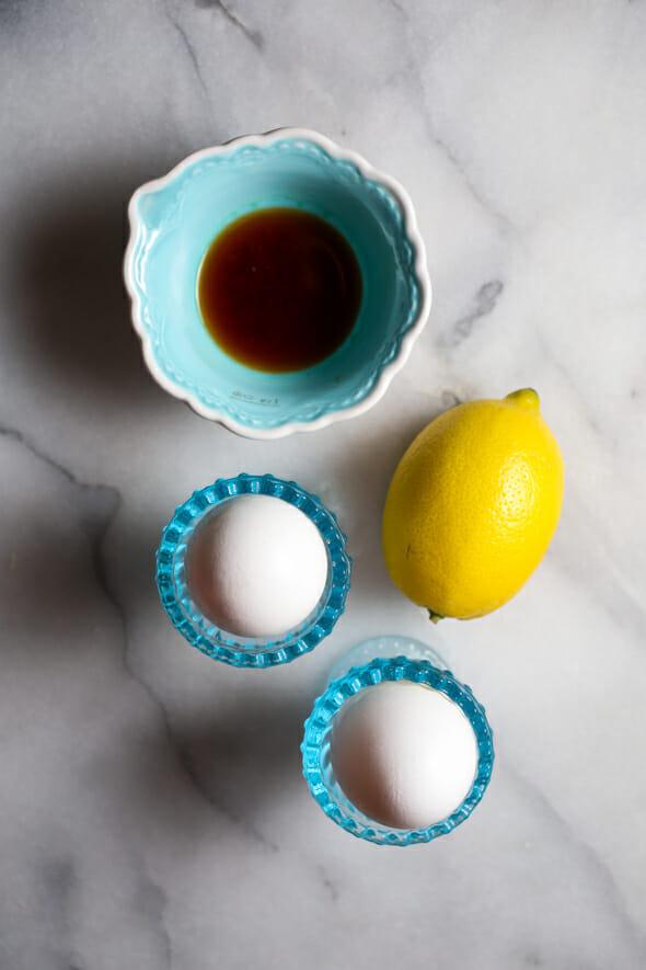 lemon bread pudding-4