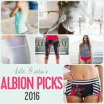 Kate & Sara's Albion 2016 Picks