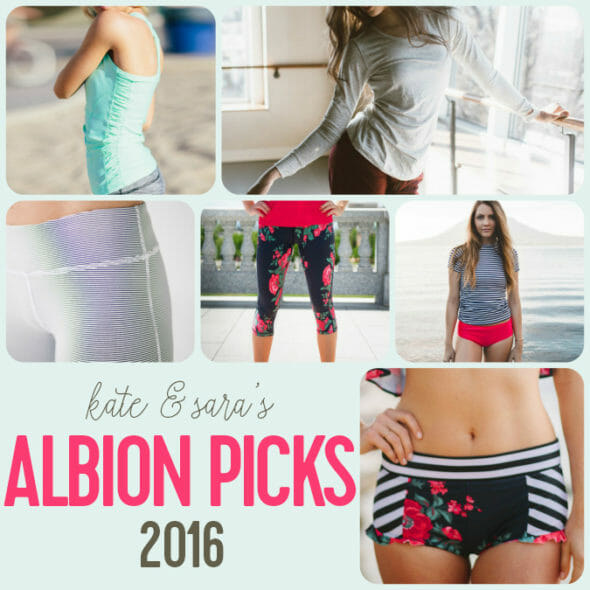 Kate & Sara's Albion 2016 Picks