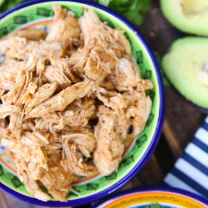 Pressure Cooker Chili-Lime Chicken