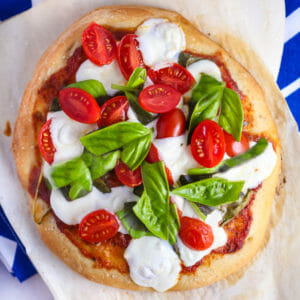How to Freeze Unbaked Pizza Crust