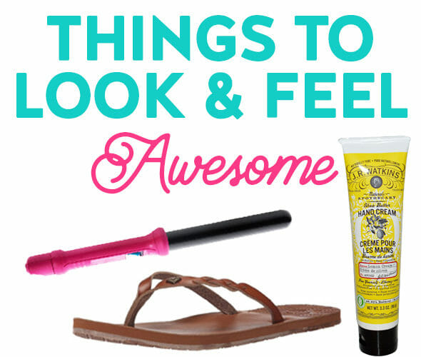 Things to look and feel awesome