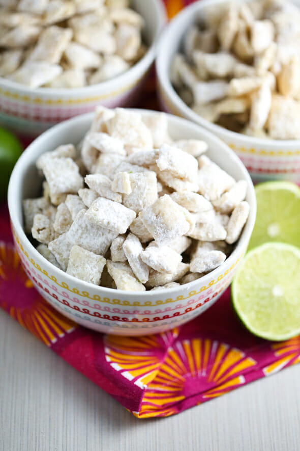 Key Lime Chex Buddies from Our Best Bites