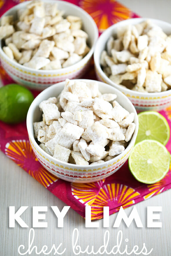 key lime chex buddies