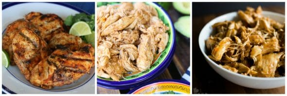 taco chicken favorites