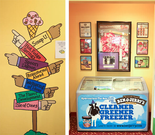 ben and jerry's offices